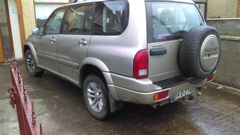 Suzuki Diesel Grand Vitara 2004 Suzuki Grand Vitara Diesel 7seater For Sale In