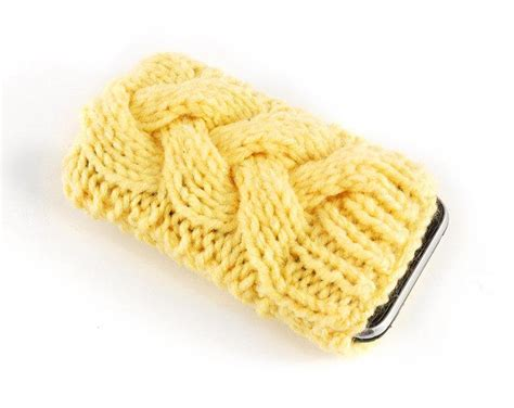 how to knit a cell phone knitted phone patterns craftsy