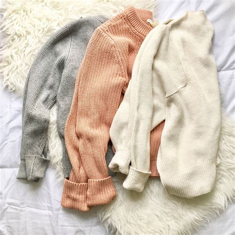 7 Cozy Fall Sweaters by Cozy Fall Sweaters 50 You Must Add To Your Closet