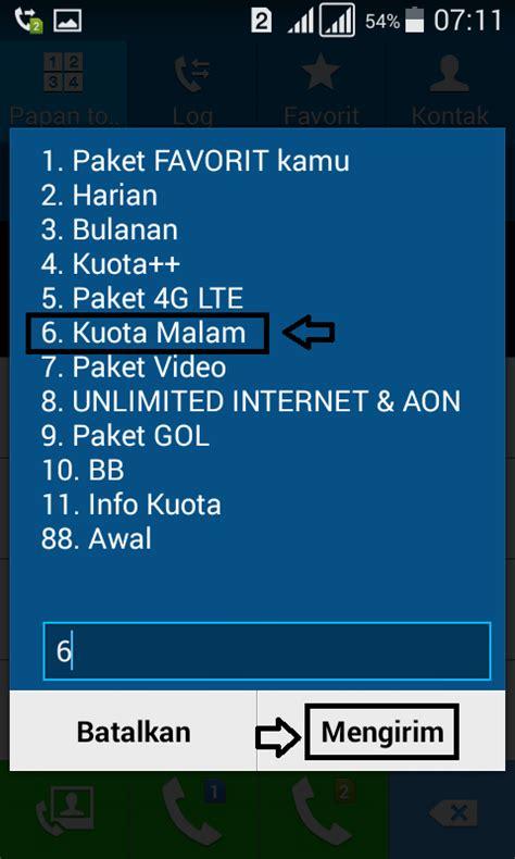 cara agar kuota malam bisa dipakai siang tri 3 three paket internet 10gb harga rp 20ribu kartu tri 3