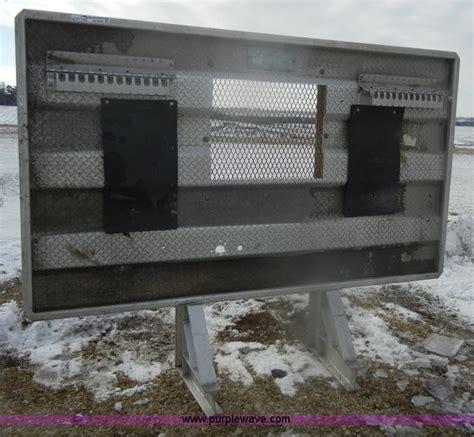 Headache Rack For Semi by Merritt Aluminum Semi Truck Headache Rack No Reserve