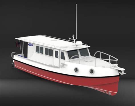 trailerable outboard boat   trawler  blog