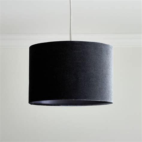 light gray shades wilko light shade velvet grey at wilko com