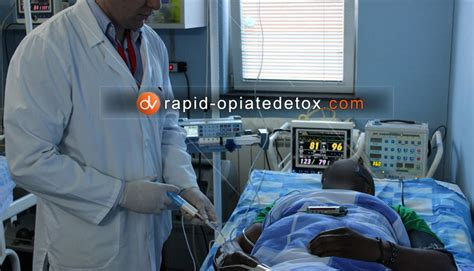 Opiate Detox Anesthesia by Rapid Opiate Detox Clinic