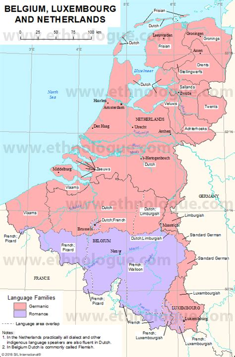 map belgium netherlands belgium luxembourg and netherlands ethnologue