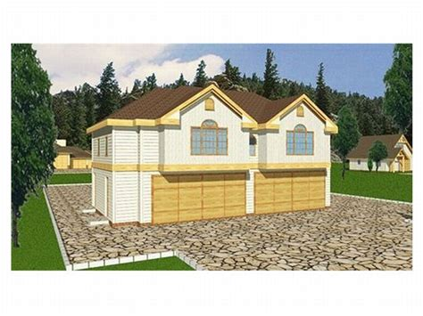 4 car garage with apartment plan 012g 0006 garage plans and garage blue prints from