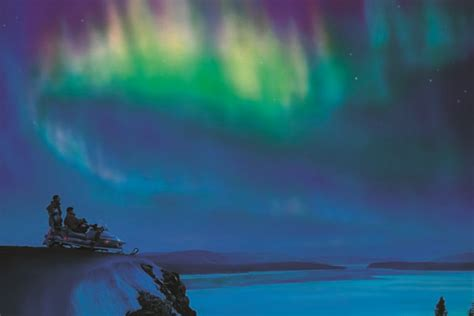 best place to see northern lights in canada slideshow 12 places to see the northern lights this