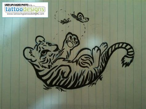 white tiger cub tattoo designs 21 best images about ideas on tiger