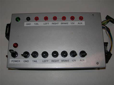 trailer light tester box diy trailer wiring tester diy do it your self