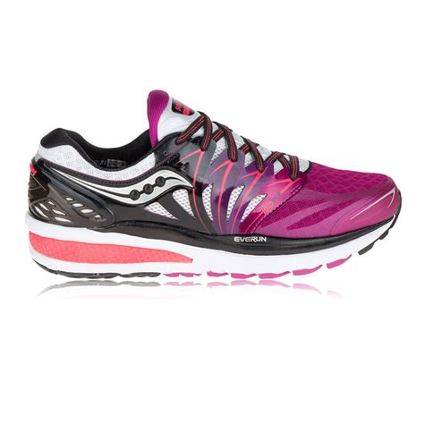 purple womens running shoes exclusive saucony hurricane iso 2 womens running shoes