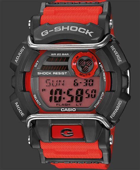 Gshock Casio New Original Gd 400 2dr casio gshock sports protector illuminator new gd400 4