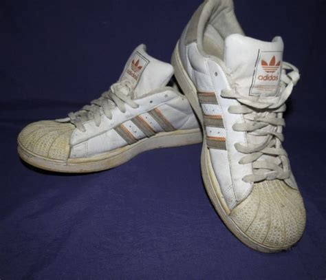 Jns316 Offwhite Superbig s vintage adidas superstar athletic basketball shoes