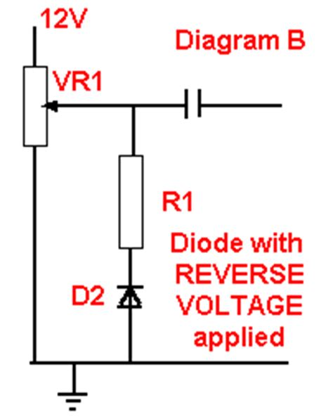 varactor diode diagram on line radio tuition courses home study courses