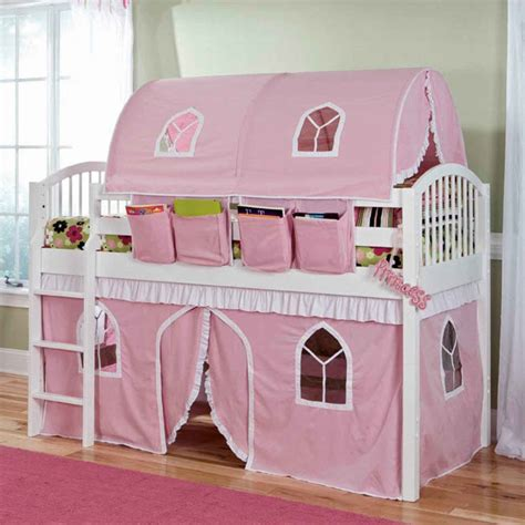 loft bed for girls girls castle beds elegance dream home design