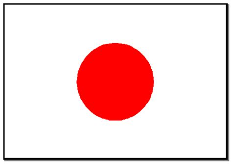 Employment In Japan Resume Templates Japan Flag Template
