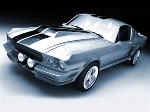 All Ford Mustangs Ford Mustang Gt500 Shelby 1967