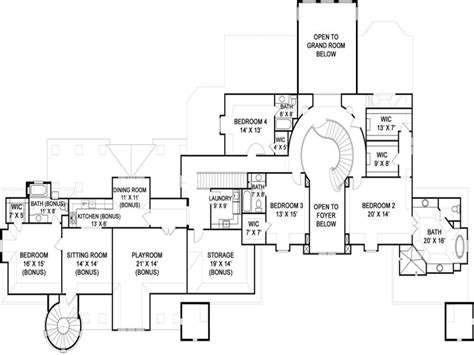 modern home floorplans castle style house floor plans modern castle homes castle