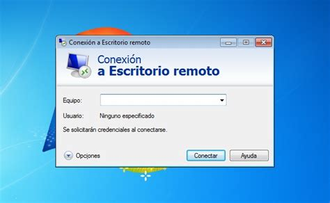 escritorio remoto c 243 mo habilitar el escritorio remoto en windows 7 home