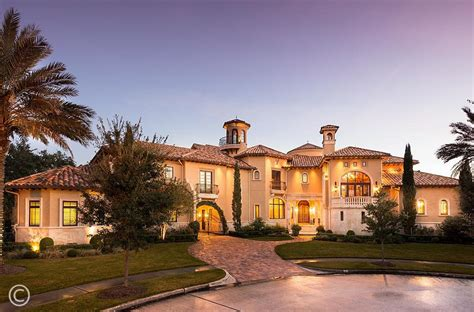 sugar land houses exquisite 13 000 square foot italian inspired mansion in sugar land tx homes of the