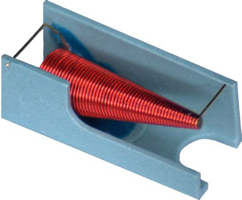 conical inductor model conical inductors piconics inc