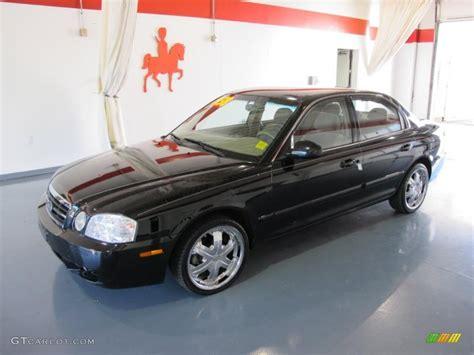2006 Black Kia Optima 2006 Black Kia Optima Ex 38689553 Gtcarlot Car