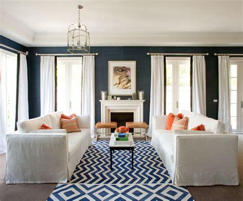 navy living room living room interior design diane bergeron interiors