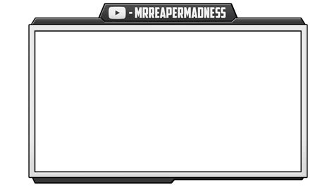 best free cams overlay for streamer by originofhonor on deviantart