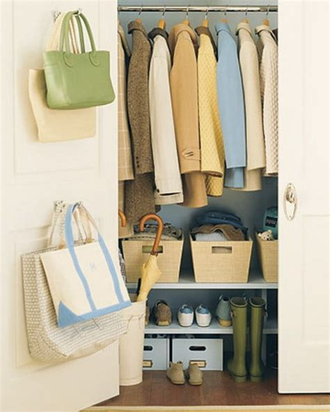 coat storage ideas practical storage ideas for handbags