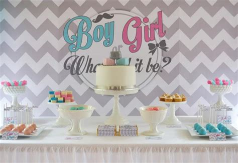 Twins Baby Shower Ideas   Baby Shower for Parents
