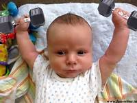Funny Baby Pictures  Free Large Images