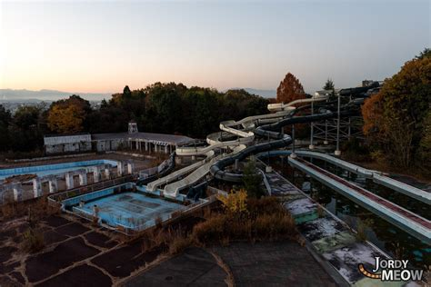 abandoned amusement park photos of japan s abandoned amusement parks in all their