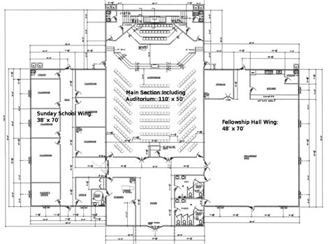free church floor plans construction archive beacon free will baptist church