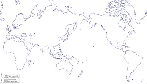 printable world map pacific centered world pacific ocean in the center free map free blank