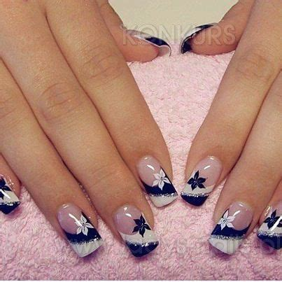 imagenes y diseños de uñas acrilicas 17 mejores ideas sobre u 241 as acrilicas blancas en pinterest