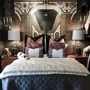 great gatsby themed bedroom luxe and lavish great gatsby inspired interiors style