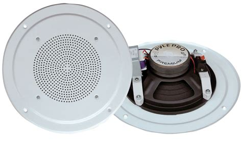Office Ceiling Speakers by Pylehome Pdics54 Home And Office Speakers Sound