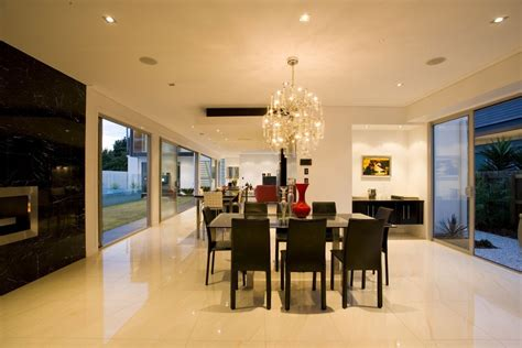 the inspiration modern dining room lighting