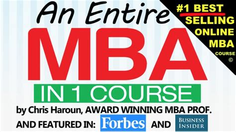 An Entire Mba In 1 Course Udemy by An Entire Mba In 1 Course Award Winning Business School