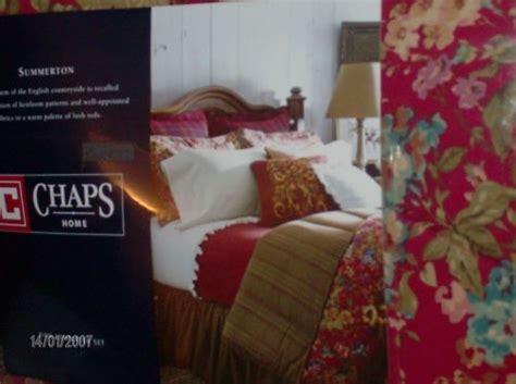 ralph lauren summerton ralph chaps floral summerton comforter set bedding