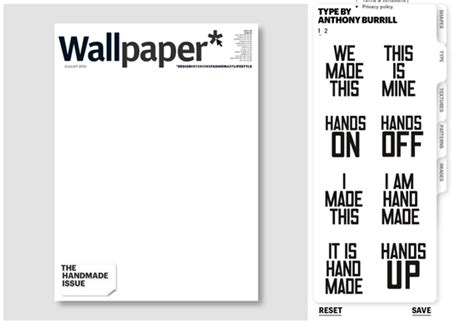 design own magazine cover free design your own wallpaper cover creative review