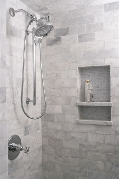 bathroom niche design marble shower niche design ideas