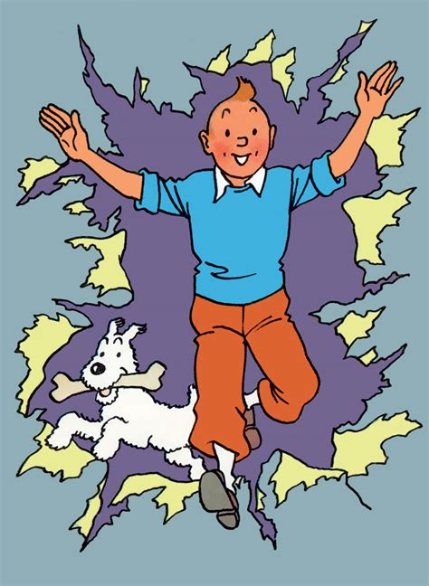 tin tin happy new year 2016 from tintin and his friends