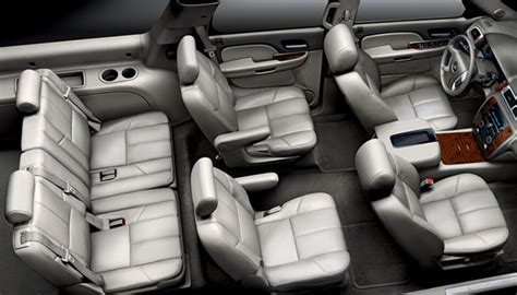 chevrolet suburban 8 seater 8 passenger suburban interior images reverse search