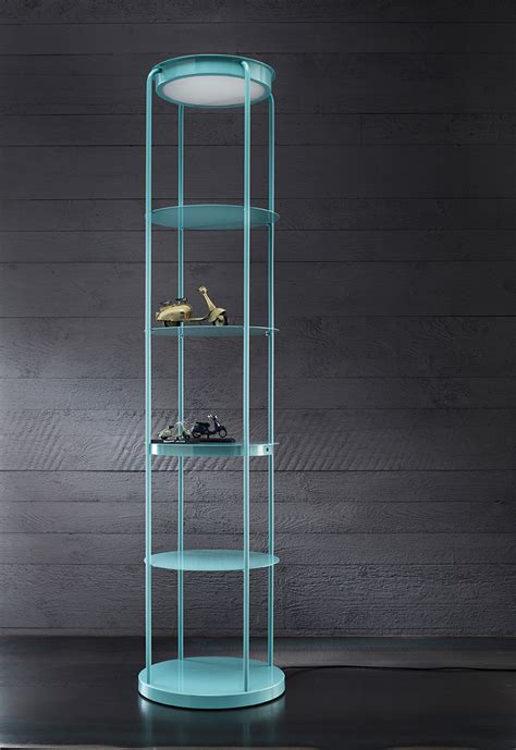 charging shelf filippo mambretti creates a l shelf combo with built in