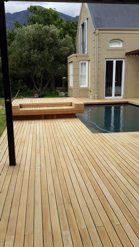 wood decking suppliers  cape town libra flooring company