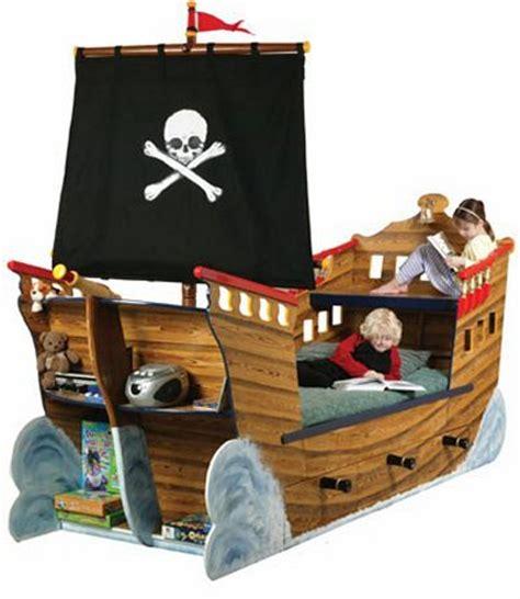 Lit De Pirate by D 233 Coration Chambre Enfant Th 232 Me Pirate Lit