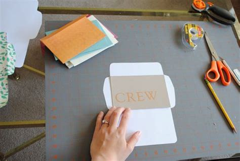 How To Make An Envelope With 12x12 Paper - 17 best images about envelopes on postcards
