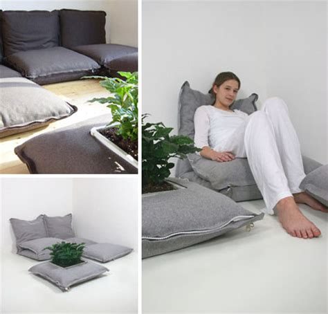 modular floor cushions sofas modular floor pillows creative connectable cushions