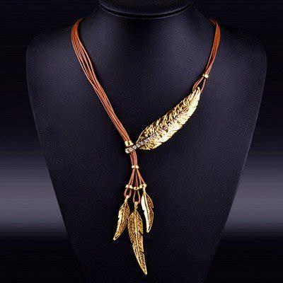 Kalung Bulu Black Feather Necklace custom american feather necklace the mandala
