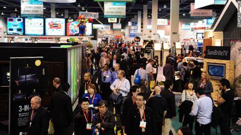 consumer electronics show lost  spark cnncom